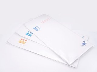 あたぼう 飾り原稿用紙封筒(長形3号)