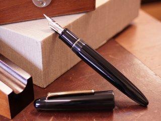 キングプロフィットエボナイト長刀研ぎ万年筆