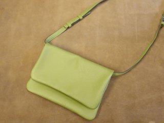 カンダミサコ 鞄 dumi_mini/ライムグリーン