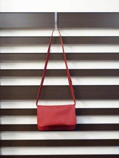 カンダミサコ 鞄 dumi-mini(ドゥミ・ミニ)/レッド