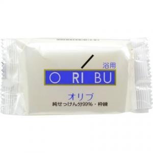 オリブ浴用せっけん 固形  110g [暁石鹸]