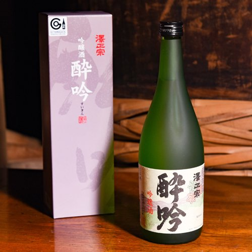 澤正宗 吟醸酒 酔吟 720ml