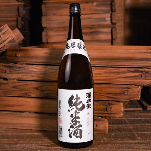 澤正宗 純米酒  1800ml