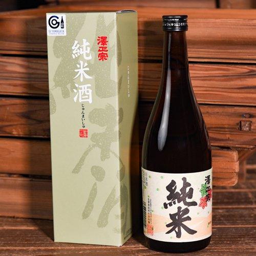 澤正宗 純米酒 720ml