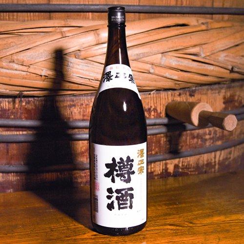 澤正宗 本醸造 樽酒 1800ml