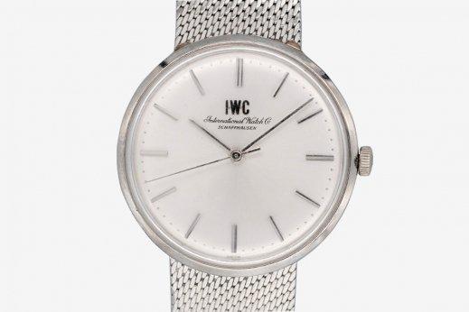 IWC 70's Hand Winding
