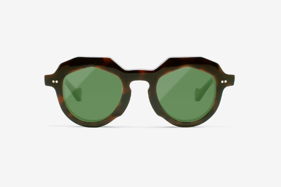 Handcrafted Celluloid Frame - DEMI