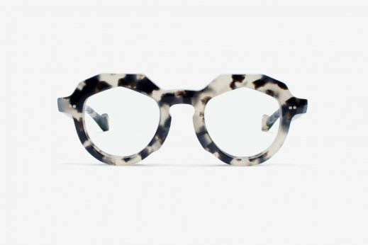 Handcrafted Celluloid Frame - MARBLE