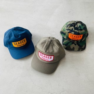 <img class='new_mark_img1' src='https://img.shop-pro.jp/img/new/icons2.gif' style='border:none;display:inline;margin:0px;padding:0px;width:auto;' />SEAGER  WILSON SNAPBACK CAP