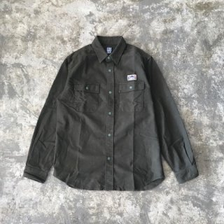 【MORE SALE 30%OFF 】STANDARD CALIFORNIA(スタンダードカリフォルニア)SD Stretch Moleskin Classic Field Shirt
