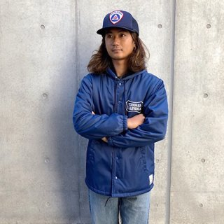 【WINTER SALE 20%OFF】STANDARD CALIFORNIA(スタンダードカリフォルニア)SD Boa Hood Coach Jacket