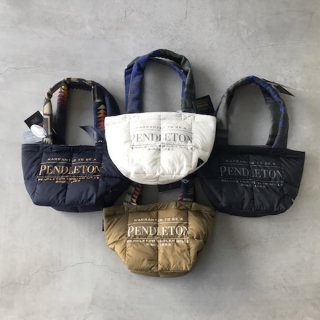 <img class='new_mark_img1' src='https://img.shop-pro.jp/img/new/icons16.gif' style='border:none;display:inline;margin:0px;padding:0px;width:auto;' />【WINTER SALE】PENDLETON×TAION リバーシブルミニトートバッグ