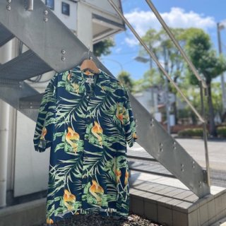<img class='new_mark_img1' src='https://img.shop-pro.jp/img/new/icons2.gif' style='border:none;display:inline;margin:0px;padding:0px;width:auto;' />TWO PALMS Hawaiian Shirt(ハワイアンシャツ)