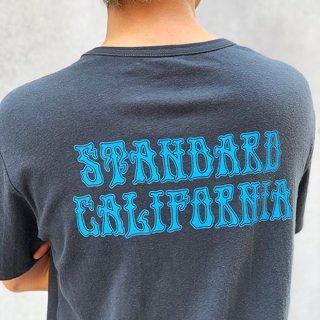 STANDARD CALIFORNIA(スタンダードカリフォルニア)GOHEMP × SD Dead Logo T