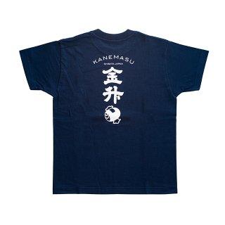 KANEMASU T-Shirt 2020 NAVY