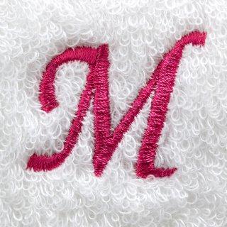 刺繍 文字サイズ 3cm