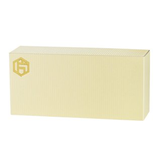 【180g専用】贈答用化粧箱 ギフトボックス(3本用)箱+包装紙