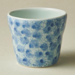 フリーカップ/唐草<br>free cup