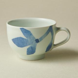 コーヒーカップ&ソーサー/木蓮<br>coffee cup & saucer