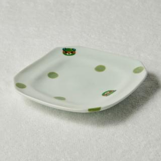 5寸角皿<br>150mm square plate