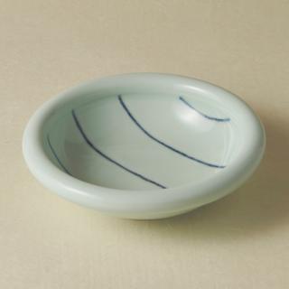 5寸玉縁鉢/ボーダー<br>150mm tamabuchi bowl
