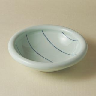 8寸玉縁鉢/ボーダー<br>240mm tamabuchi bowl
