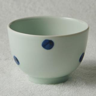 ほっこり碗/水玉<br>soup bowl