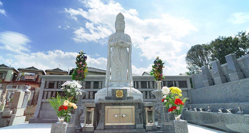 泉福寺 聖苑墓地
