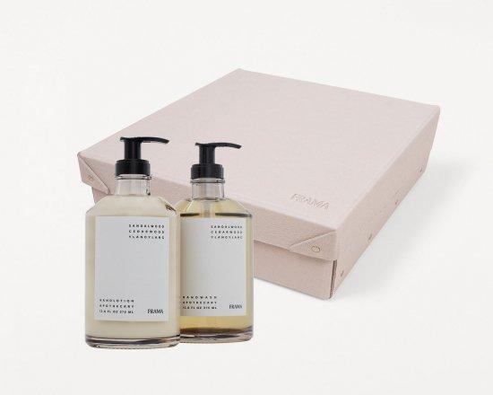 Gift Box: Hand Wash + Hand Lotion