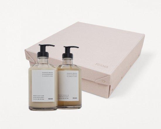 Gift Box: Body Wash + Body Lotion