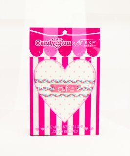 Candychuu×AXFコラボカラーバンド
