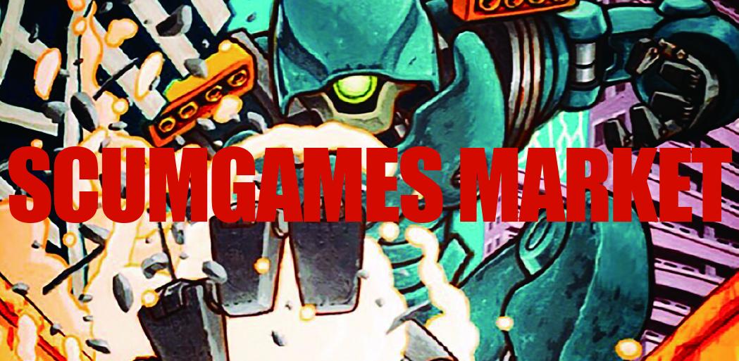 SCUMGAMES MARKET