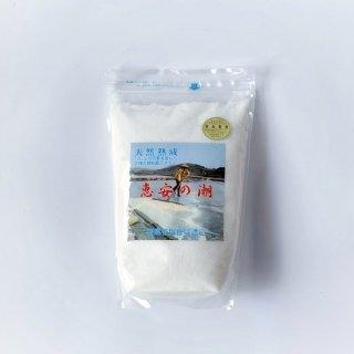 天然深層海水塩 恵安の潮(しお) 1kg