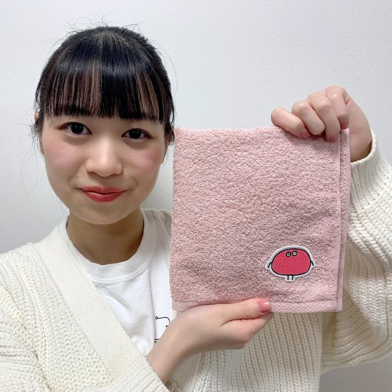 いわっぺんタオル【宇野友恵バースデイライヴ2021記念グッズ】