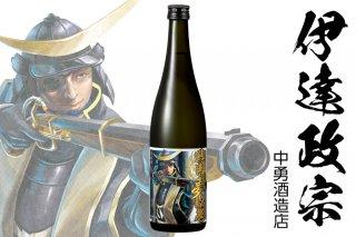戦国夢絵巻「伊達政宗」日本酒720ml