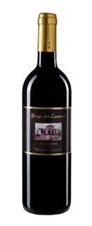 ボルゴデイルナルディ 2017 trentacinque  Rosso サンジョヴェーゼ35%、メルロー35%、カベルネフラン30%