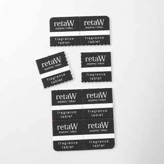 【retaW】Scent Tablets (ALLEN)
