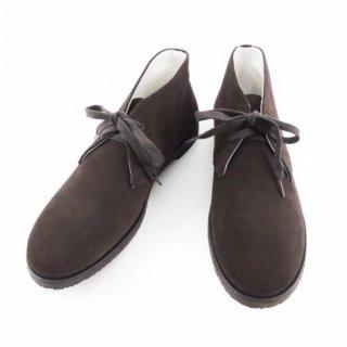 【foot the coacher/フットザコーチャー】FOOT STOCK ORIGINALS CHUKKA BOOTS(BROWN)
