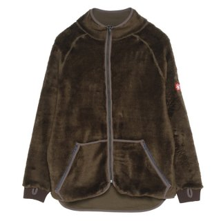 【C.E/シーイー】FURRY FLEECE LIGHT JACKET