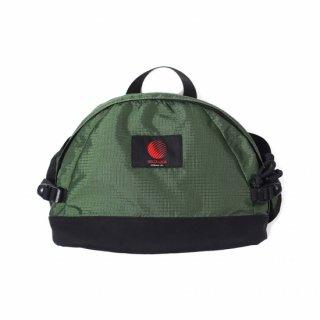 【HELLRAZOR/ヘルレイザー】ESCP RIP STOP BAG(OLIVE)
