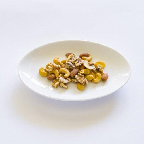 ミックスナッツの燻製~トリュフ塩~