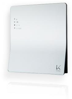 カルテック 光触媒 除菌・脱臭機 TURNED K(ターンド・ケイ)KL-W01