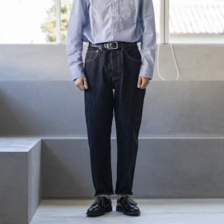 """<img class='new_mark_img1' src='https://img.shop-pro.jp/img/new/icons13.gif' style='border:none;display:inline;margin:0px;padding:0px;width:auto;' />HATSKI Loose Tapered Denim """"One Wash""""[ワンウォッシュ]"""
