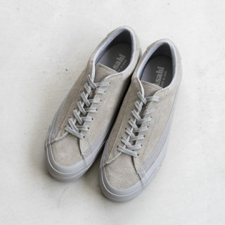 """<img class='new_mark_img1' src='https://img.shop-pro.jp/img/new/icons13.gif' style='border:none;display:inline;margin:0px;padding:0px;width:auto;' />Asahi BELTED LOW SUEDE """"GRAY/GRAY""""[グレー/グレー]"""