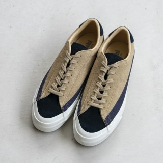 """<img class='new_mark_img1' src='https://img.shop-pro.jp/img/new/icons13.gif' style='border:none;display:inline;margin:0px;padding:0px;width:auto;' />Asahi BELTED LOW SUEDE """"NAVY""""[ネイビー]"""