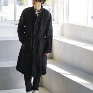 """<img class='new_mark_img1' src='https://img.shop-pro.jp/img/new/icons13.gif' style='border:none;display:inline;margin:0px;padding:0px;width:auto;' />ANOTHER 20th CENTURY Desert Duster Coat """"black""""[ブラック]"""
