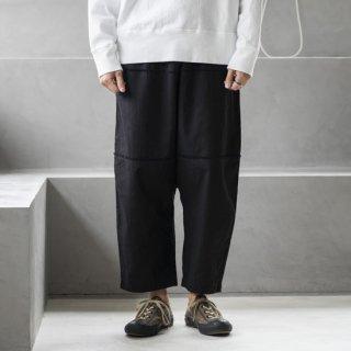 MITTAN 竹パンツ[黒]