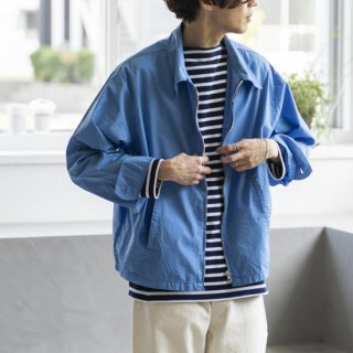 """<img class='new_mark_img1' src='https://img.shop-pro.jp/img/new/icons13.gif' style='border:none;display:inline;margin:0px;padding:0px;width:auto;' />N.O.UN UNIFORM TOP """"BLUE""""[ブルー]"""