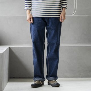 """<img class='new_mark_img1' src='https://img.shop-pro.jp/img/new/icons13.gif' style='border:none;display:inline;margin:0px;padding:0px;width:auto;' />ANOTHER 20th CENTURY Denim Painter """"Indigo""""[インディゴ]"""