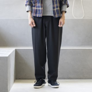 """<img class='new_mark_img1' src='https://img.shop-pro.jp/img/new/icons13.gif' style='border:none;display:inline;margin:0px;padding:0px;width:auto;' />alvana WRINKLE PROOF EASY PANTS """"BLACK""""[ブラック]"""